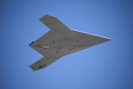 Northrop X-47B demonstrator (thumbnail)