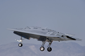 X-47B Demonstrator (b) (thumbnail)
