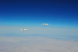 Autonomous High-Altitude Refueling Program (a)