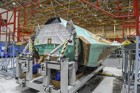 F-35 Lightning II Fuselage (b)