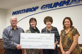 Northrop Grumman STEM Grant (thumbnail)