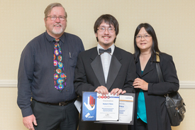 Engineering Scholars Awards, Robert Filkin (thumbnail)