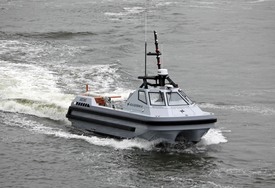 Remote Mine Hunting Capability in Unmanned Warrior Exercise  (thumbnail)