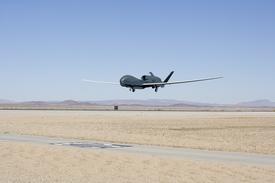 AF-18 Landing