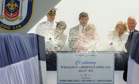 William P. Lawrence (DDG 110) (thumbnail)