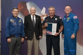 NASA Silver Snoopy Award (b) (thumbnail)