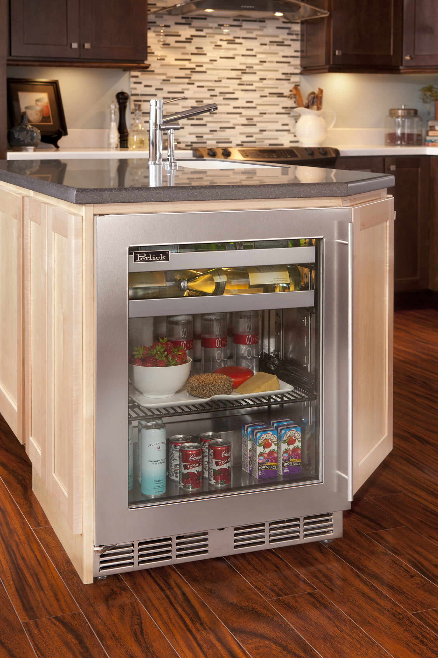 Perlick Corporation S Shallow Depth Series Of Undercounter