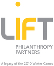 LIFT Philanthropy Partners Logo