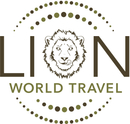 Lion World Travel Logo