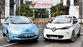 Ext_ enault Nissan and Transdev partnership 1550 875