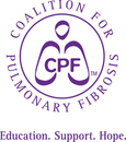 Coalition for Pulmonary Fibrosis logo