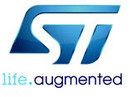 STMicroelectronics logo