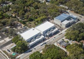 Ringling Studios Aerial  3-9-17
