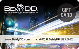 BeMyDD Gift Card