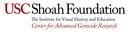 Shoah Foundation Institute Logo