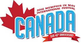 Memphis in May Canada Logo