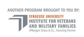 Program Brought to You By Syracuse Logo