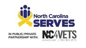 NCServes logo
