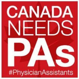 Canada Needs PAs Logo