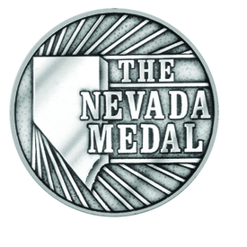 Nevada Medal logo