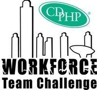 CDPHP Workforce Team Challenge logo