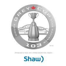 Grey Cup 103 logo